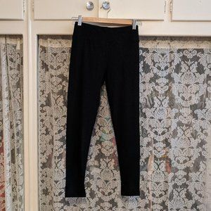 Black LuLaRoe Leggings OS